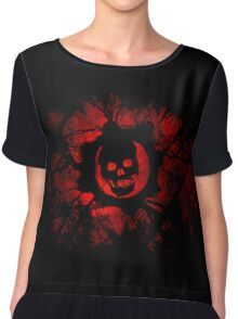 Gears of War Chiffon Top