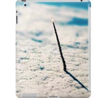 Large Endeavour's Final Voyage To Space Print Poster Art iPad Case/Skin