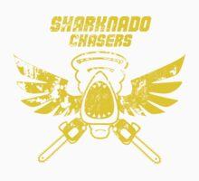 Sharknado Chasers Kids Tee