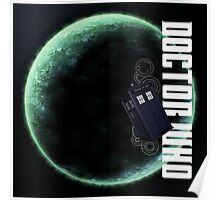 Doctor Who Slogan 2 Poster