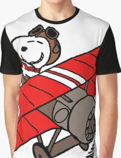 red baron Graphic T-Shirt