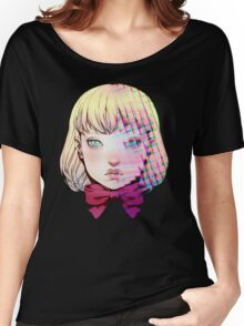 Glitch doll Women's Relaxed Fit T-Shirt