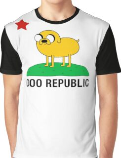 Ooo Republic Graphic T-Shirt