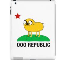 Ooo Republic iPad Case/Skin