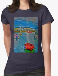 Harbour HDR Womens Fitted T-Shirt