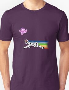 My little robot unicorn Unisex T-Shirt