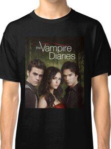 The Vampire Diaries Cover Classic T-Shirt