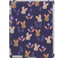 Pastel Rabbits iPad Case/Skin