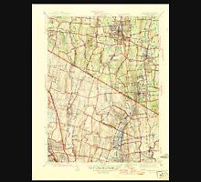 USGS TOPO Map New Jersey NJ Park Ridge 255059 1945 31680 Unisex T-Shirt