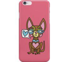Chihuahua Lovegaroo iPhone Case/Skin