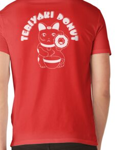 Teriyaki Donut - Reversed Mens V-Neck T-Shirt