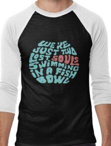 Lost Souls Men's Baseball ¾ T-Shirt