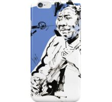 Muddy Waters - Father of modern Chicago Blues iPhone Case/Skin