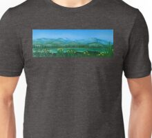 Adirondack Mountains in Springtime Unisex T-Shirt