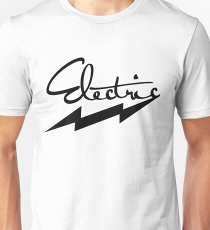 electric 1 Unisex T-Shirt