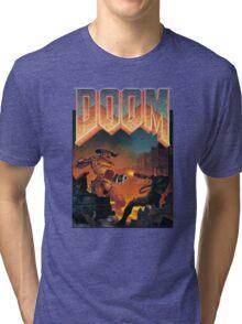 DOOM T-Shirt Tri-blend T-Shirt