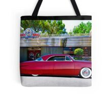 1951 Ford Custom Victoria Tote Bag