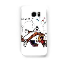 Calvin and Hobbes Sleep Samsung Galaxy Case/Skin