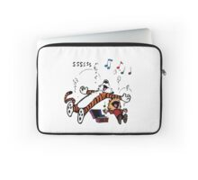 Calvin and Hobbes Sleep Laptop Sleeve