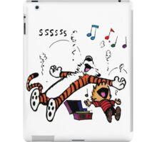 Calvin and Hobbes Sleep iPad Case/Skin