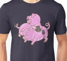 Lovely Pig Unisex T-Shirt