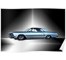 1963 Buick Custom Riviera Poster