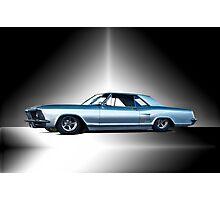 1963 Buick Custom Riviera Photographic Print