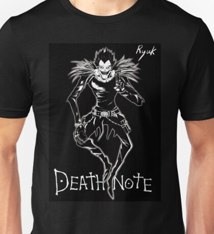 Ryuk Death Note  Unisex T-Shirt