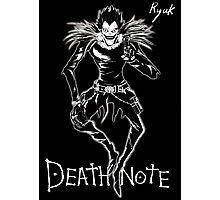 Ryuk Death Note  Photographic Print