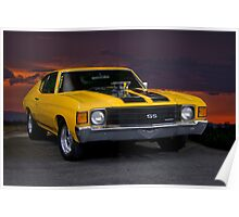 1970 Chevelle Super Sport  Poster