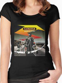 Blackalicious - Blazing Arrow Women's Fitted Scoop T-Shirt