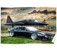Jet Black Pantera II Poster