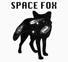 Fox - Filled with Space  Unisex T-Shirt