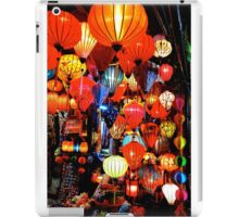 Asian Lanterns iPad Case/Skin