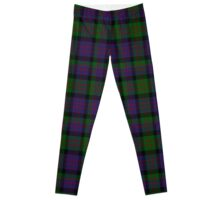 00027 MacDonald Clan/Family Tartan Leggings