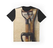 Handles Graphic T-Shirt