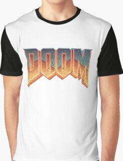 DOOM T-Shirt Graphic T-Shirt