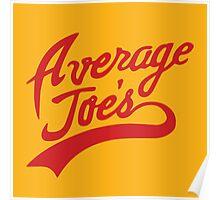 Average Joe's Gymnasium Poster