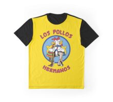 Breaking Bad - Los Pollos Hermanos Standard Logo Graphic T-Shirt