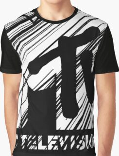 MTV Graphic T-Shirt