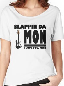 """""""Slapping the Bass"""" Women's Relaxed Fit T-Shirt"""