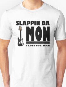 """Slapping the Bass"" Unisex T-Shirt"