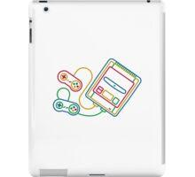 Superfamicom iPad Case/Skin