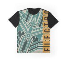 Electro Distress (Retro) Graphic T-Shirt