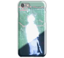 Charlie Chaplin Graffiti iPhone Case/Skin