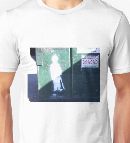 Charlie Chaplin Graffiti Unisex T-Shirt