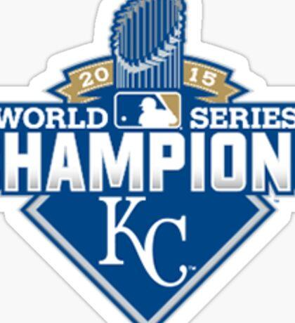 KC Royals  Sticker