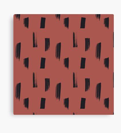 Brush Canvas Print