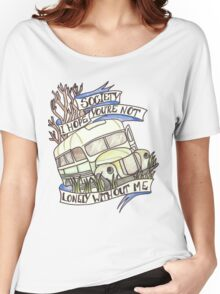 "Into the Wild ""Society"" Women's Relaxed Fit T-Shirt"