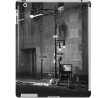 Barclay and Church 2011 iPad Case/Skin